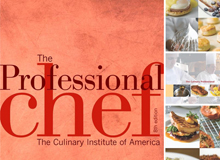 Professional Culinary Titles by The Culinary Institute of America