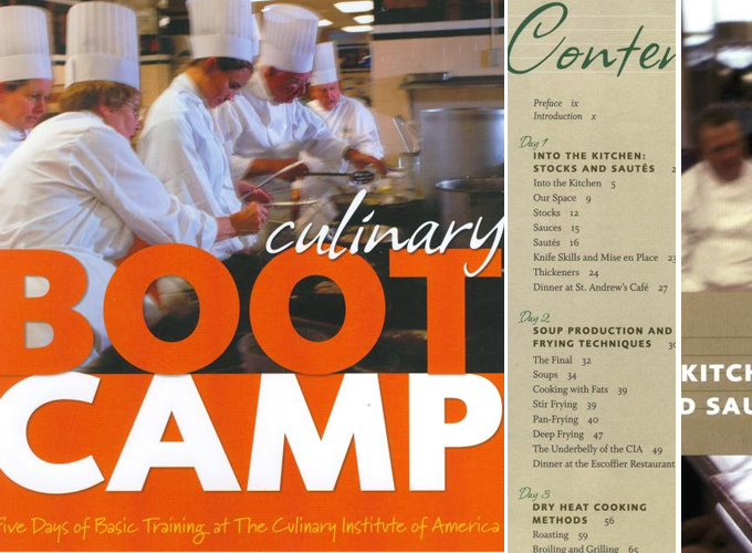 Consumer Cookbooks by The Culinary Institute of America