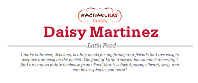 eHow Food:  Daisy Martinez