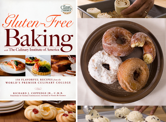 Consumer Baking Books by The Culinary Institute of America