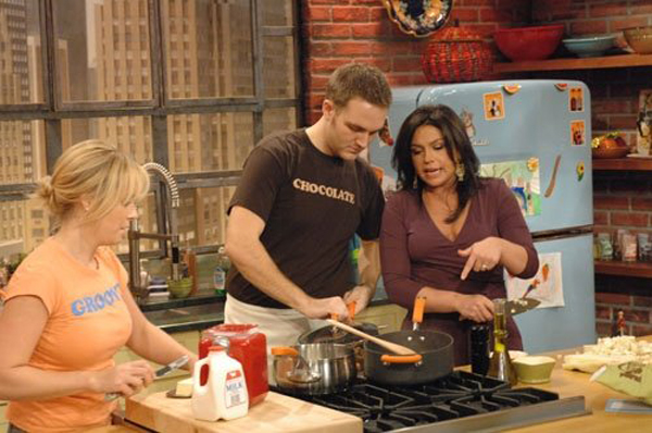 "Staff Food Stylist on ""Rachael Ray"""