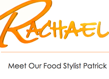 "Meet Our Food Stylist Patrick on ""Rachael Ray"""