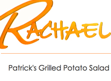 "Grilled Potato Salad Demo on ""Rachael Ray"""