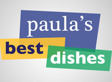 "Food Stylist for ""Paula's Best Dishes"""